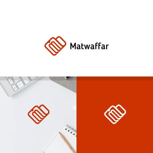 Monoline logo for matwaffar