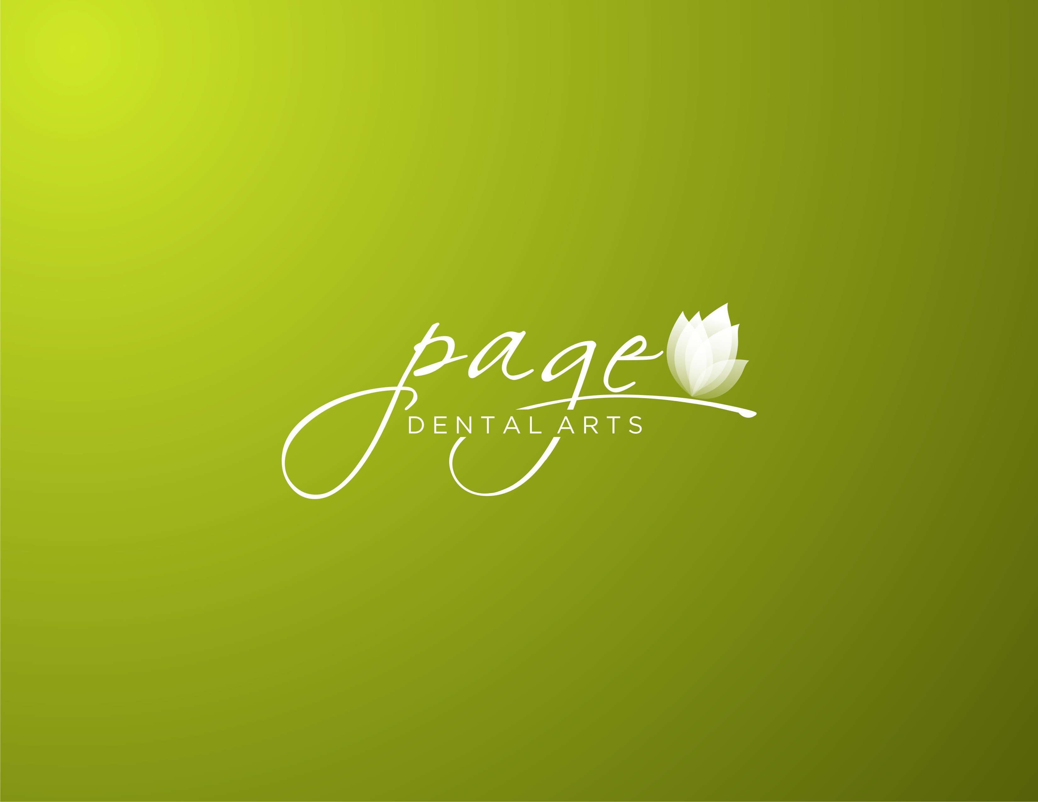 Create a new super awesome logo package for Page Dental Arts