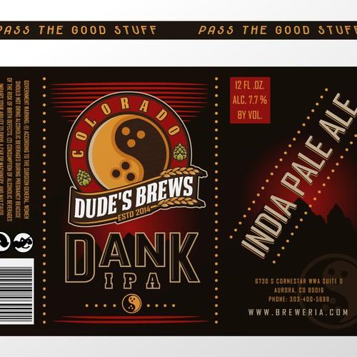 Brewery (Colorado) Logo Design - Tons of Fun!