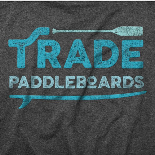 logo for Trade Paddleboards