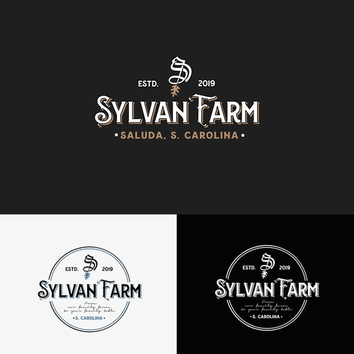 LOGO DESIGN FOR A FARM
