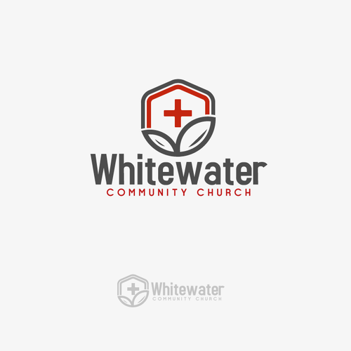 Whitewater church logo
