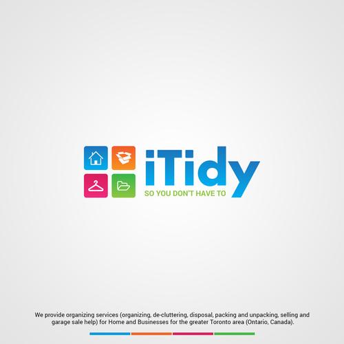 Logo for a Organizing Company