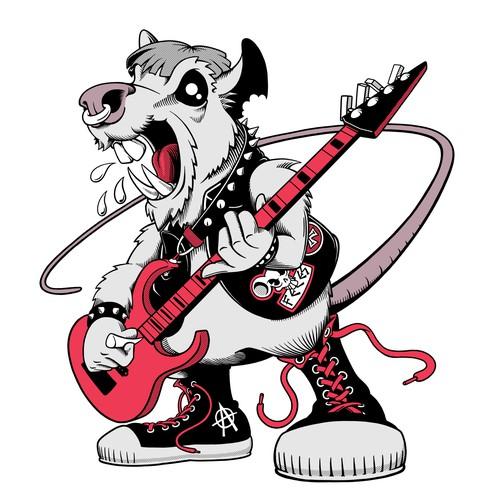 Punk Rat