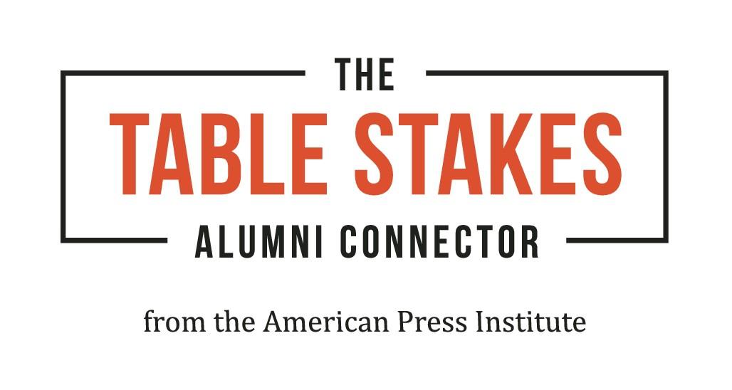 Create a logo for a nonprofit journalist training program