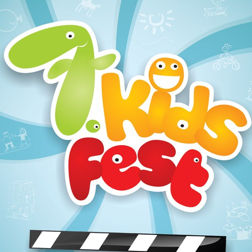 Create the next design for KIDS FEST