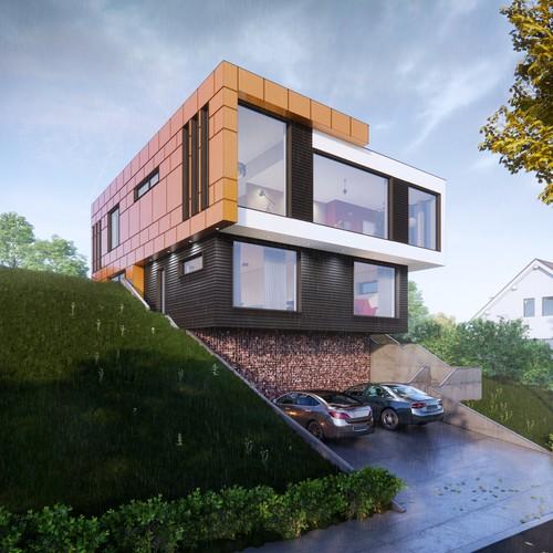 外部房屋设计