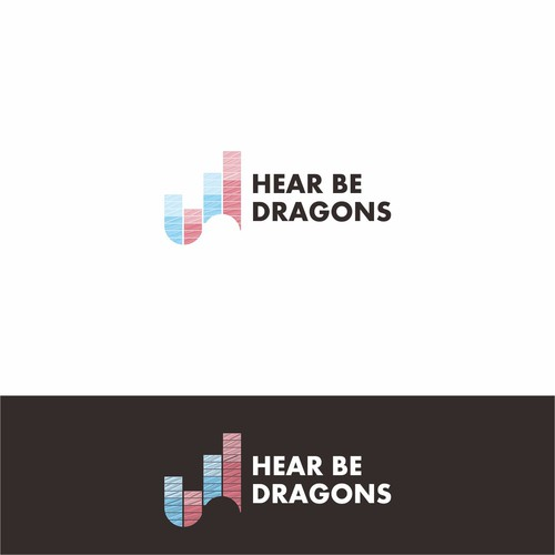 a unique design for Hear Be Dragons soundmapping project