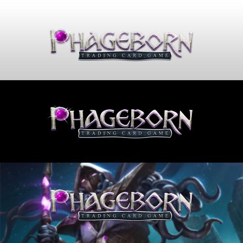 Phageborn game logo