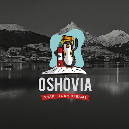 Logo design for Oshovia