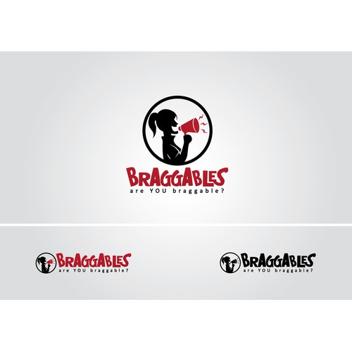 Braggables Logo