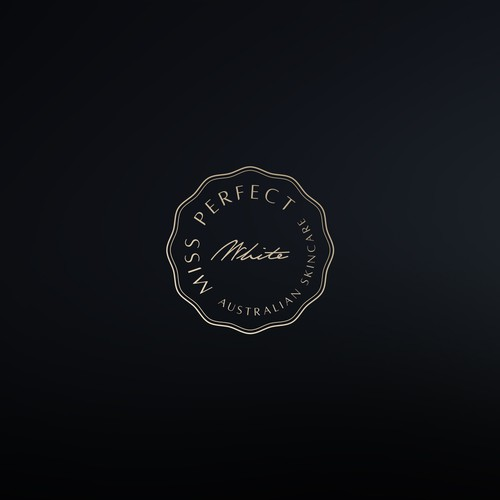 Logo concept for Miss Perfect