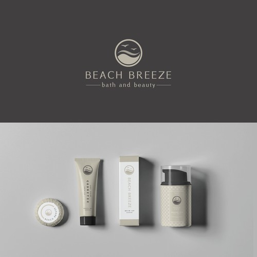 Logo project for Beach Breeze