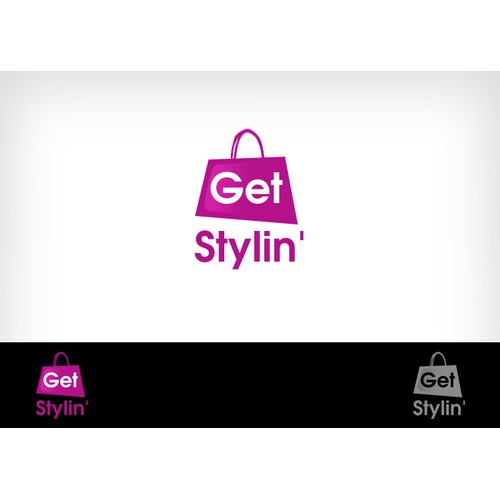 Create the next logo for Get Stylin'