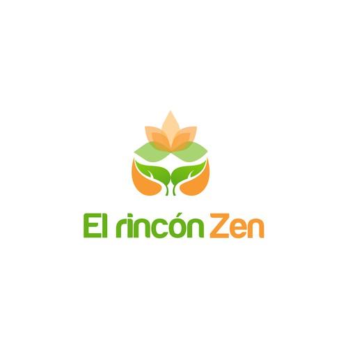 el rincon Zen needs a new logo