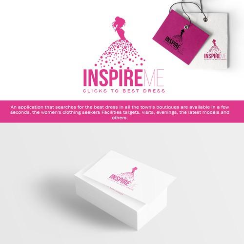 InspireMe Logo concept