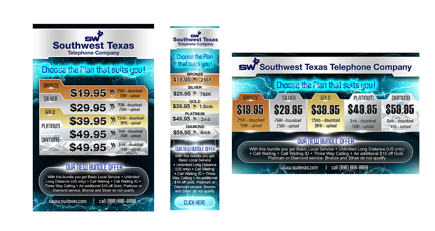 business or advertising for Southwest Texas Telephone Company
