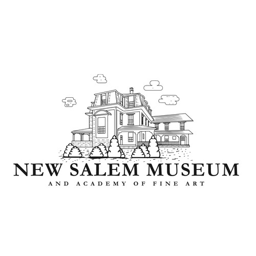 Museum and Art School Logo