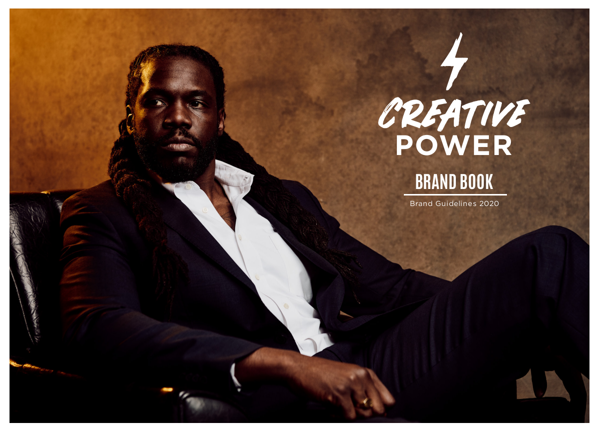 Marcus Whitney Brand Style Guide Update -> Creative Power