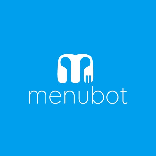 Logo for Restaurant Menu Discovery App