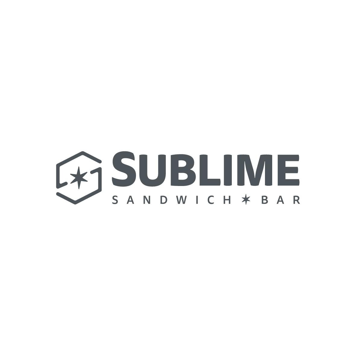 Diseña el logo de Sandwich Bar SUBLIME