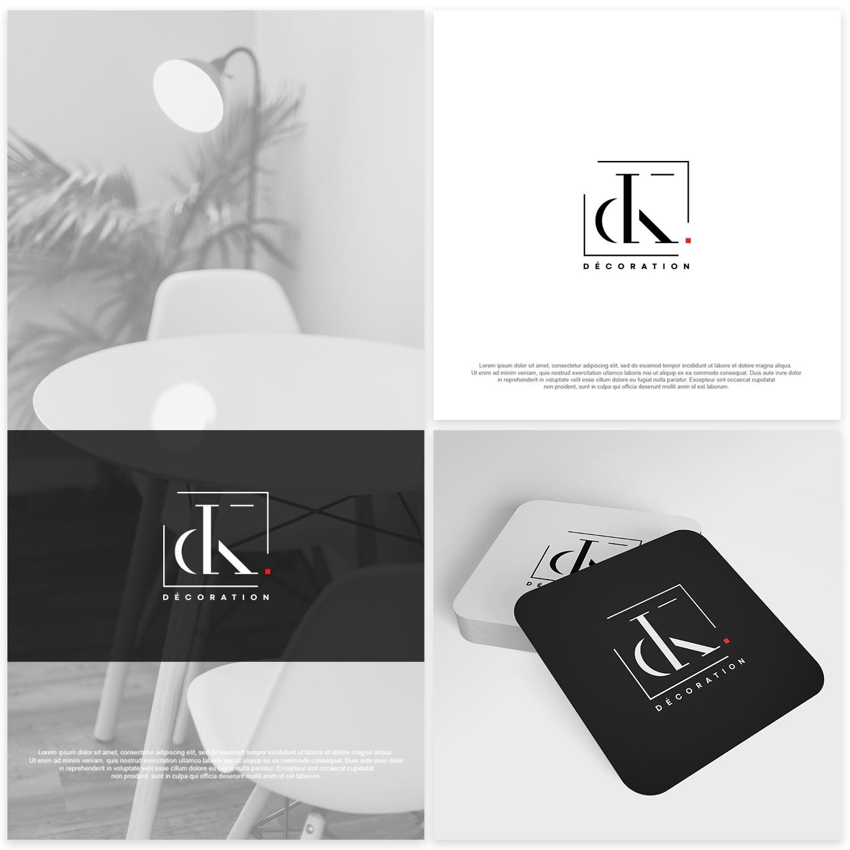 Logo pour décoratrice d'intérieur