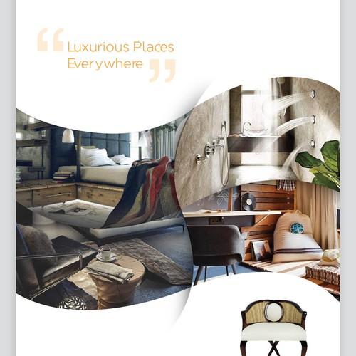 Interior Design Print Ad