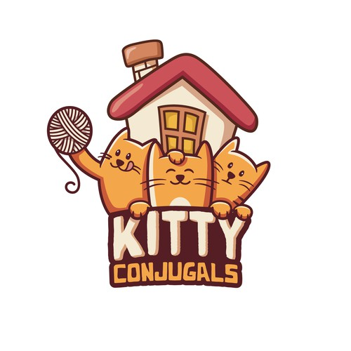 Kitty Conjugals logo