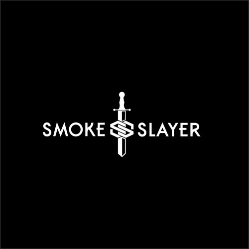 logo for smoke slayer