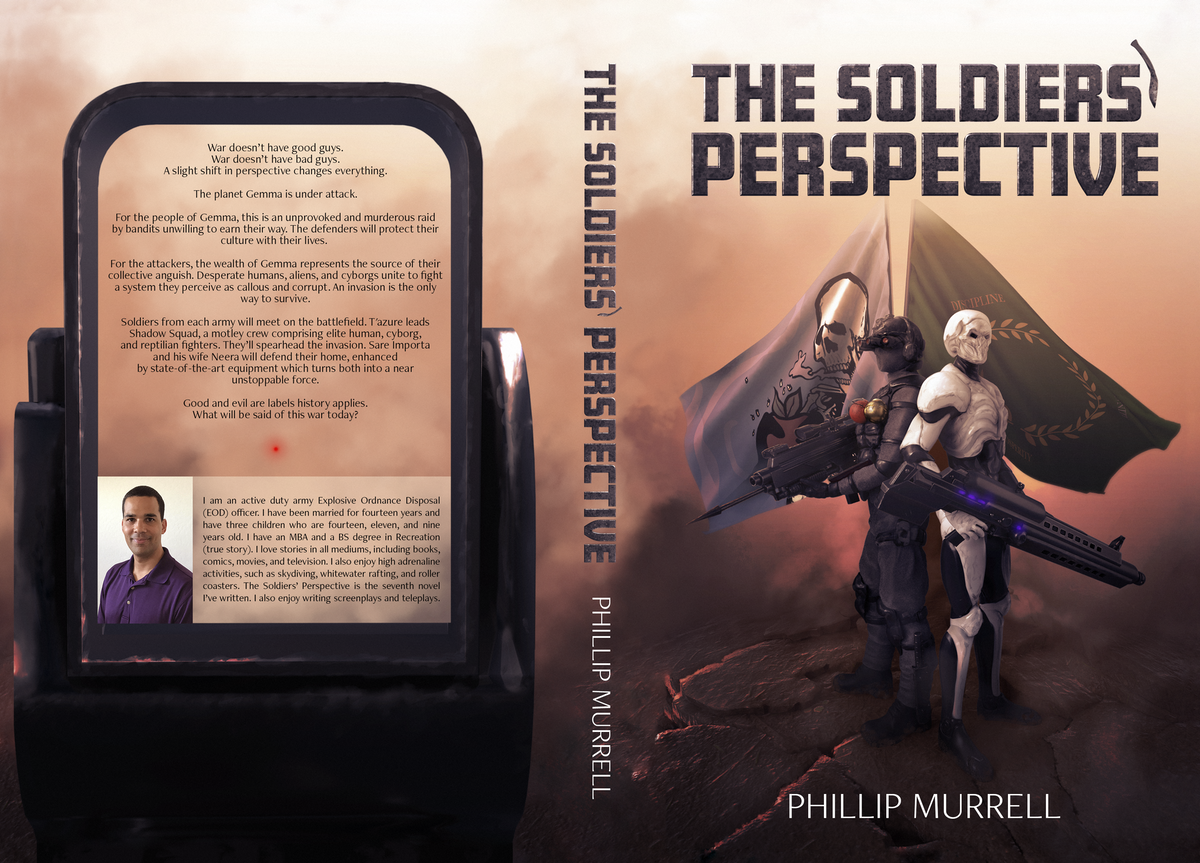 The Soldiers' Perspective Book Cover