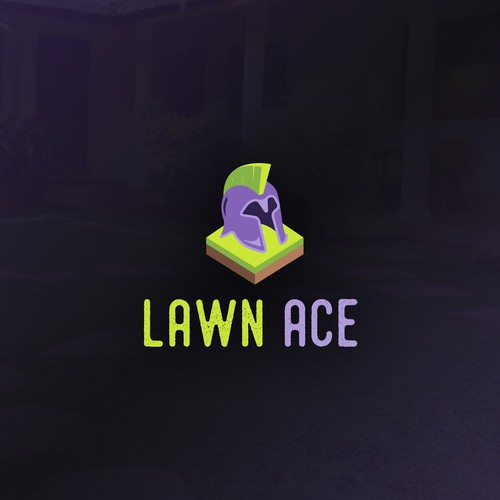 Logo for Lawn Ace