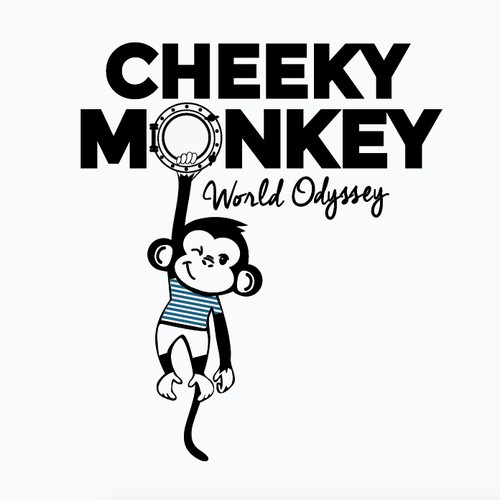 Logo design for Cheeky Monkey
