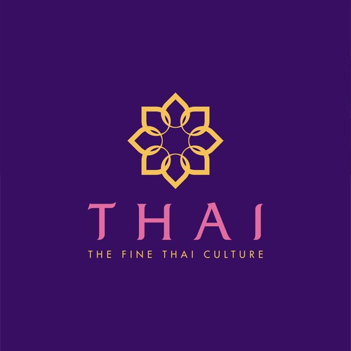 Thai Group of small companies corporate design