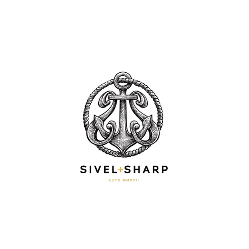 """Civil + Sharp"" - Civil for being a veteran owned brand and sharp for the well-dressed man."