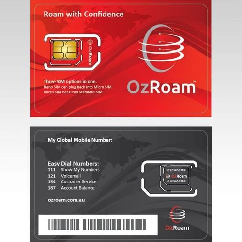 Next Generation Mobile Phone SIM Card Design