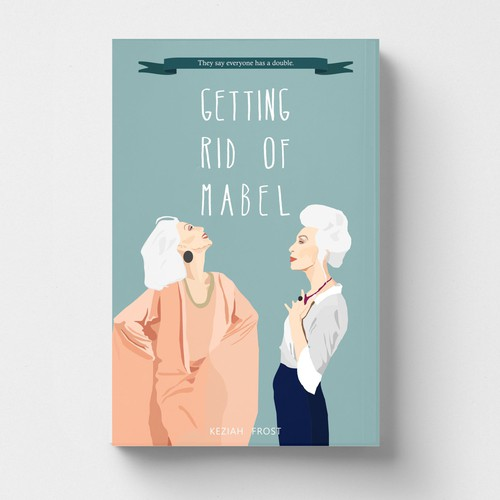 Book cover for Getting rid of Mabel