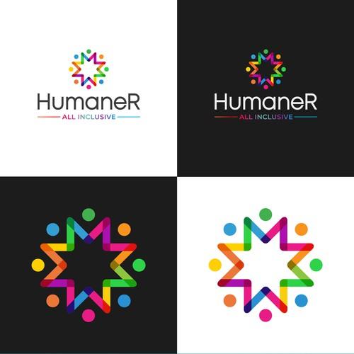 Logo for non profit organization