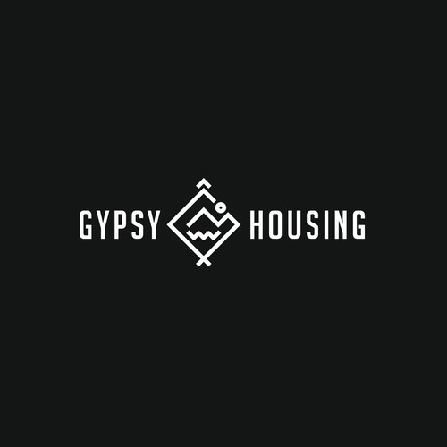 Logo for a social media based real estate company