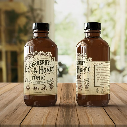 Label for Tonic