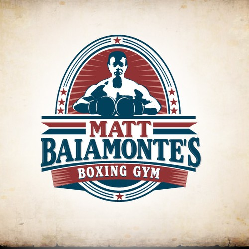 Create the next logo for Matt Baiamonte's Boxing Gym