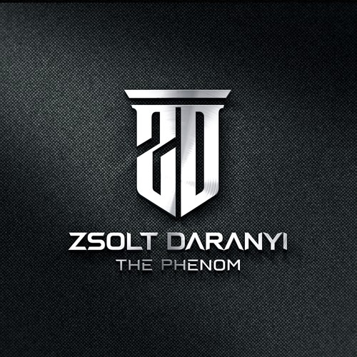 logo for professional boxer