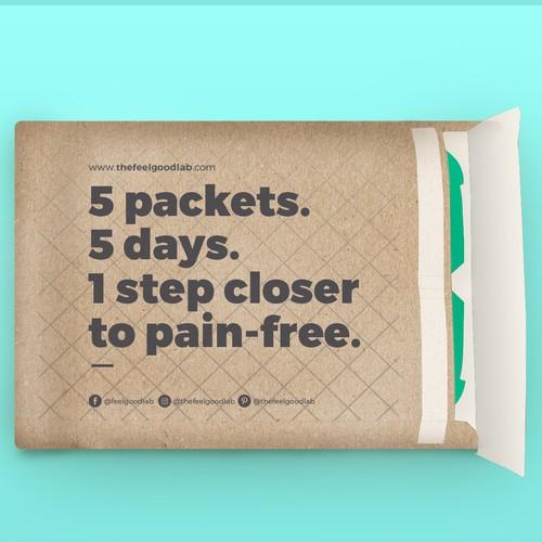 Mailing Pack Design