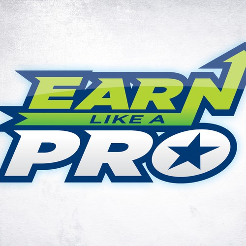 Help Earn Like a Pro with a new logo