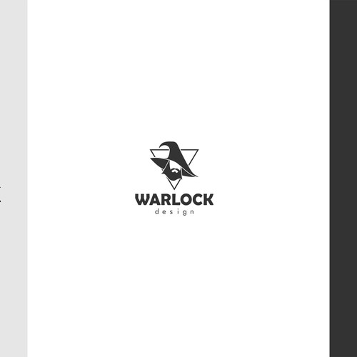 Logo for men's and woman's clothing and accessories.
