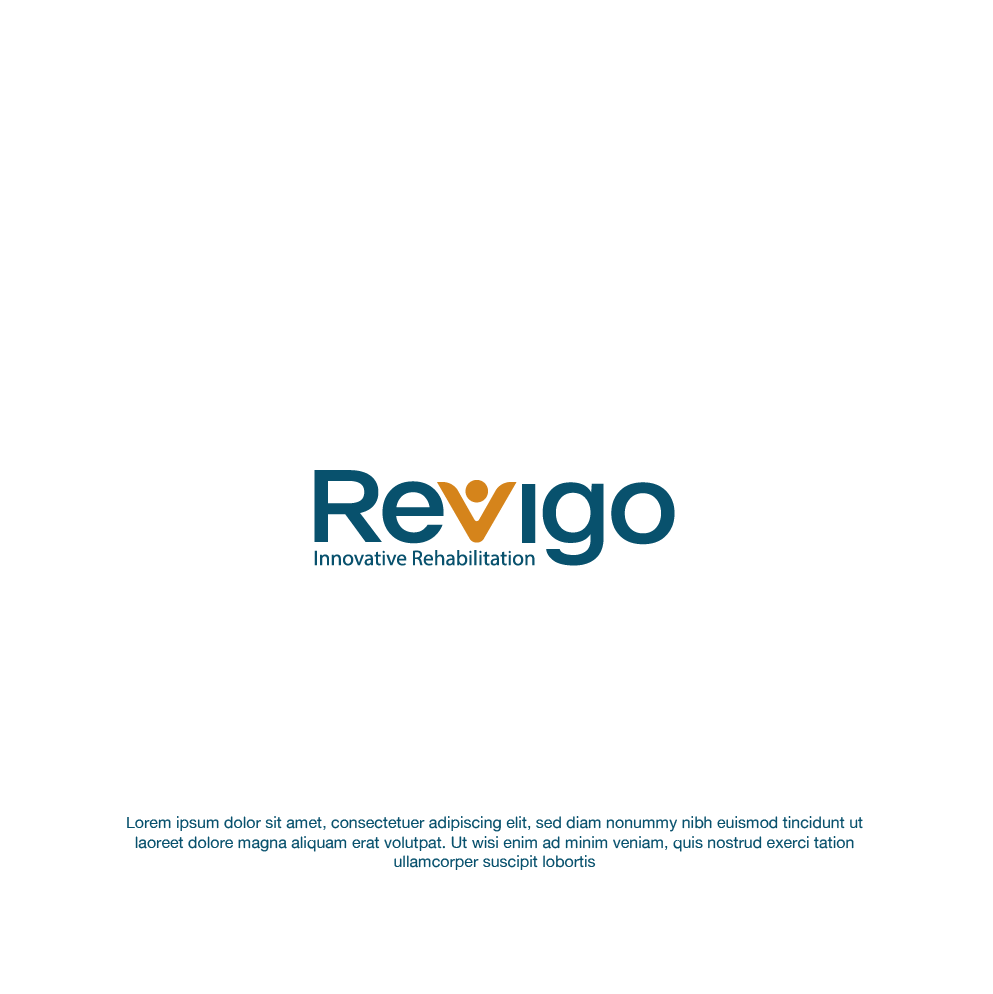 Expressive logo for technology-based outpatient rehabilitation training