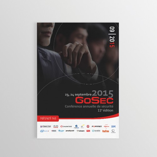 Brochure for GoSec 2015