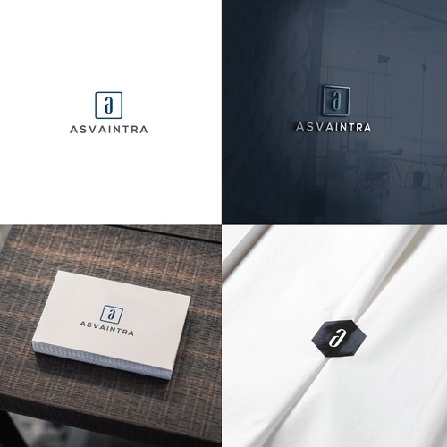 Luxurious logo for real estate company !