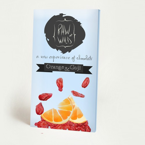 """Wrapper for """"A new experience of chocolate"""" (innovative raw chocolatewith superfoods)"""