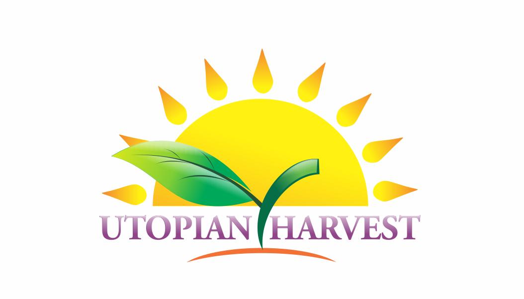 Create the next logo for Utopian Harvest