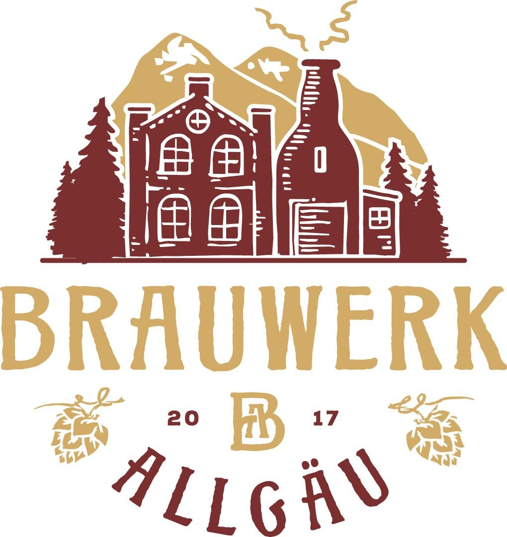 """Logo für neu gegründete Brauerei """"Brauwerk Allgäu"""""""